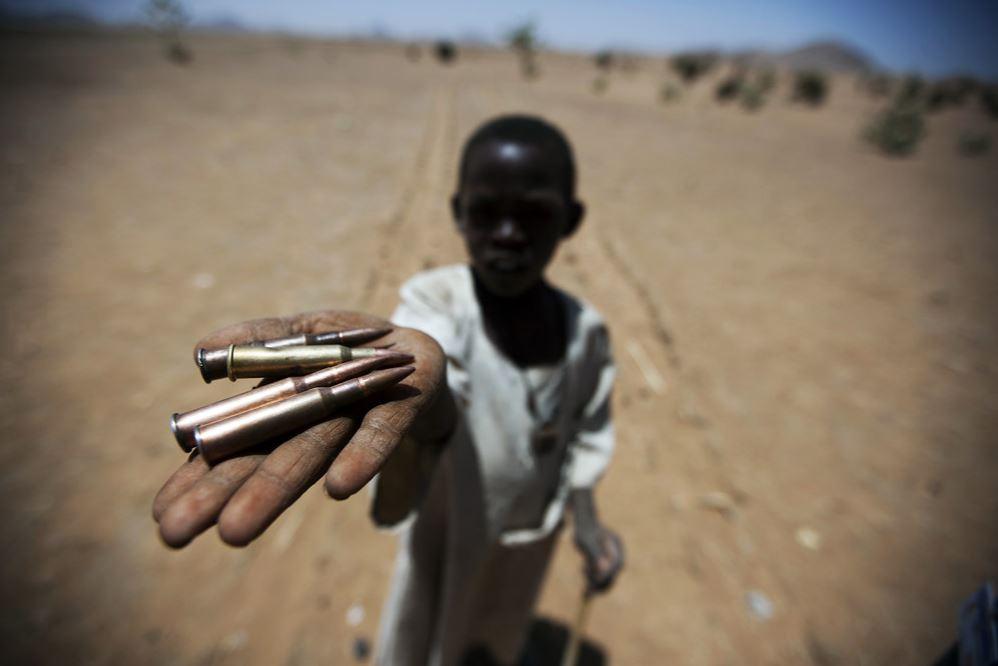 Darfur Boy