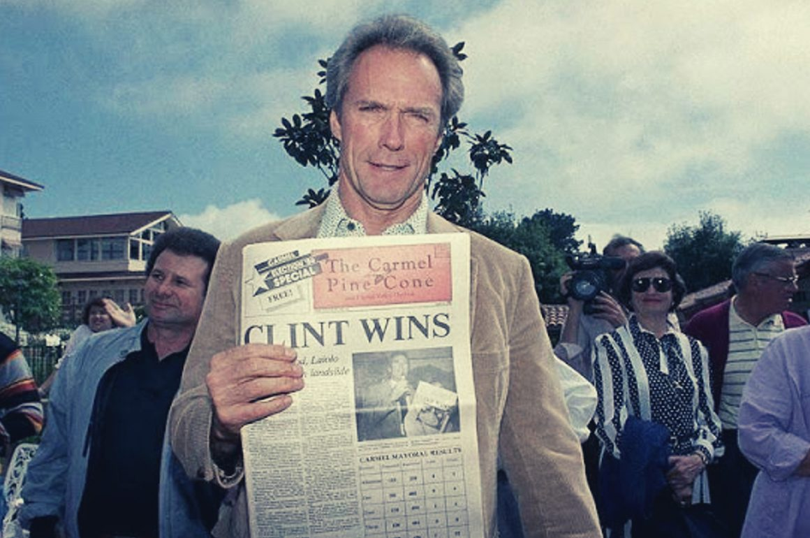 И Клинт Истууд беше кмет…